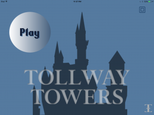 Tollway Towers Main Menu